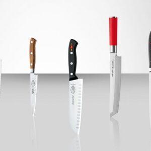Razne vrste noževa